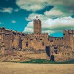castillo de javier-camino aragones