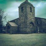 iglesia de santa maria de ocebreiro