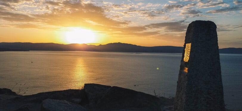 puesta sol finisterre