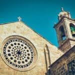 monasterio de armenteira iglesia