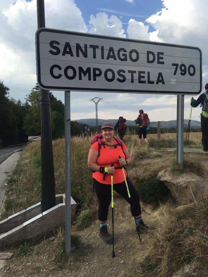 The beginninig-Roncesvalles Camino de Santiago
